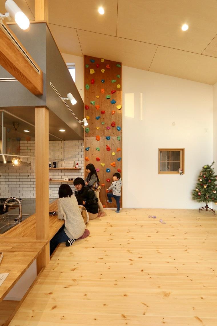 オープンハウス「Stoat house」_f0324766_14211997.jpg