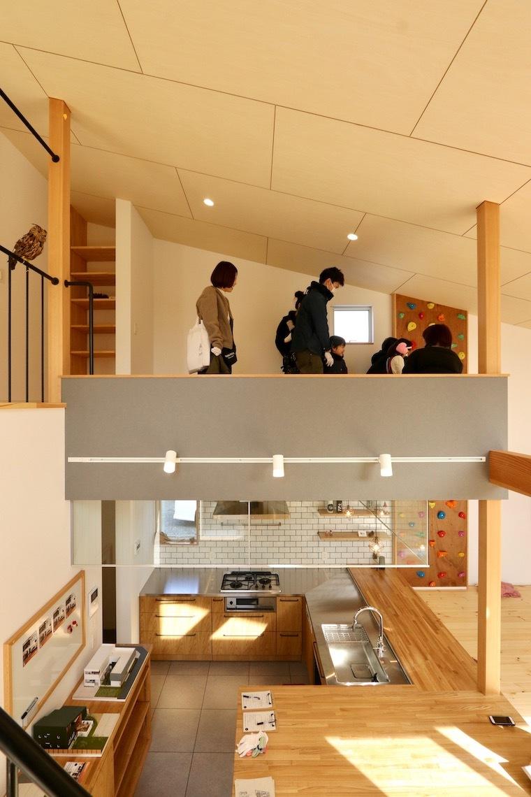 オープンハウス「Stoat house」_f0324766_14212001.jpg