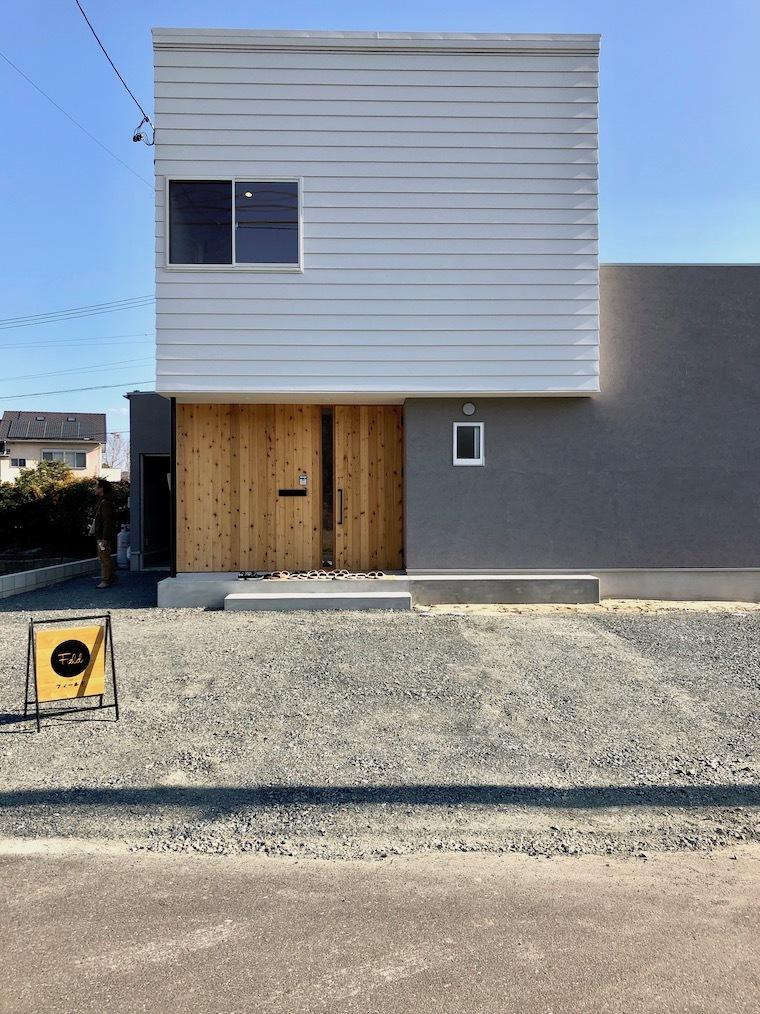 オープンハウス「Stoat house」_f0324766_14244904.jpg