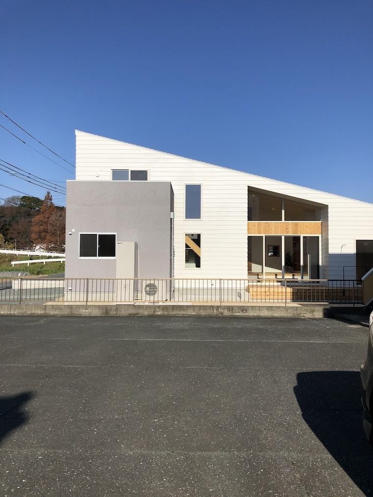 オープンハウス「Stoat house」_f0324766_14244993.jpg