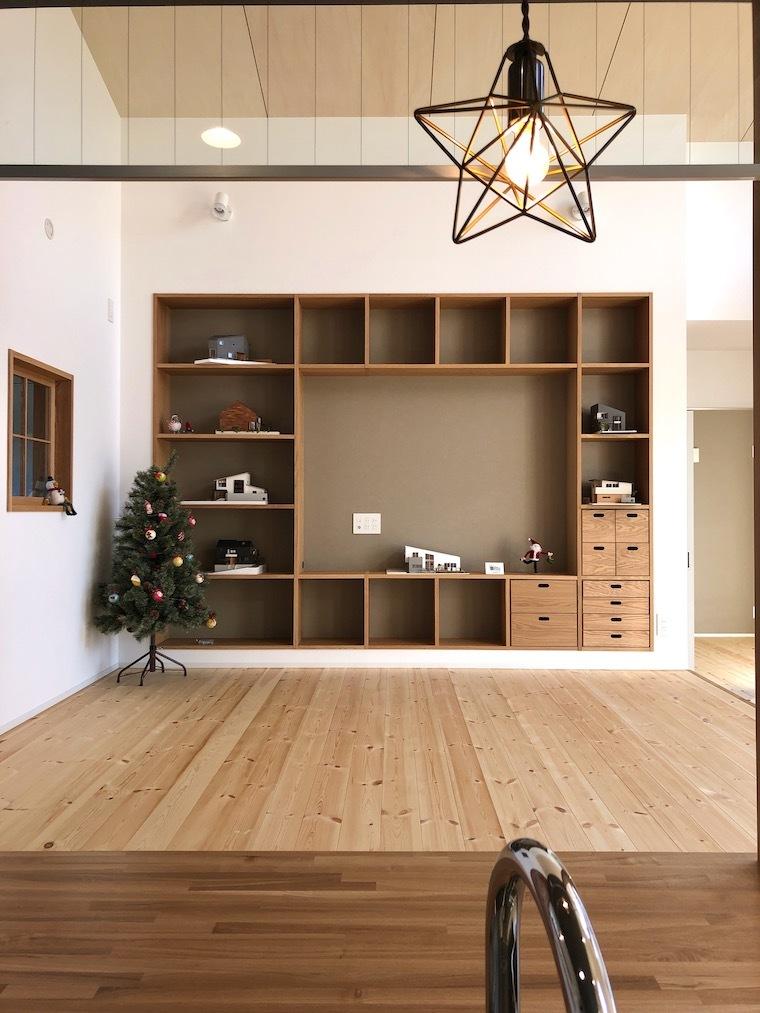 オープンハウス「Stoat house」_f0324766_15514487.jpg