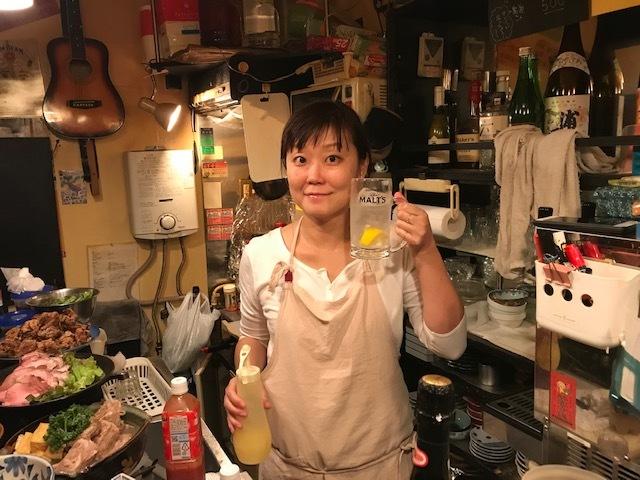 ミキさん、菜BAR KABOSS卒業12・29_c0014967_17501691.jpg