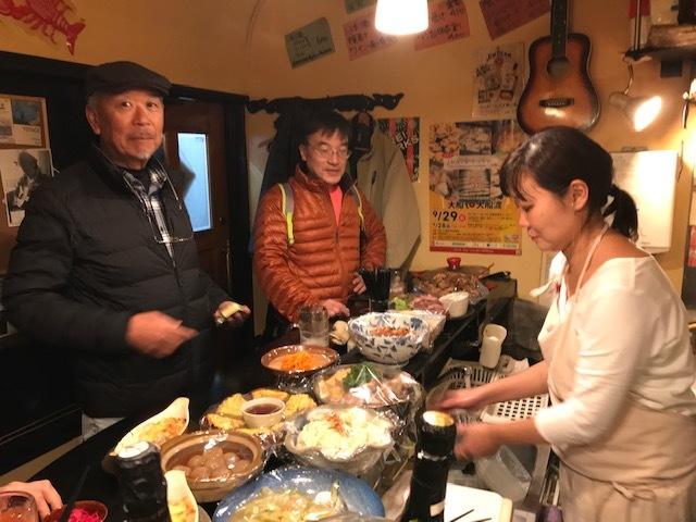 ミキさん、菜BAR KABOSS卒業12・29_c0014967_17504468.jpg