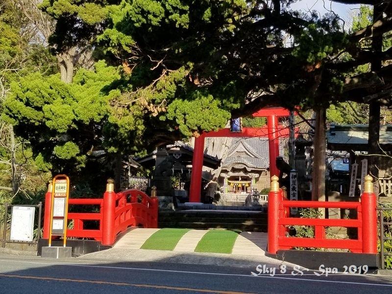 ◆ 30年ぶりの伊豆長岡温泉へ、その14 伊豆の国 最古の宮 「白濱神社」へ(2019年12月)_d0316868_11295525.jpg