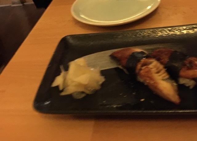 大阪風バッテラと鰻丼_e0350971_01163033.jpg