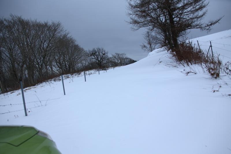 山の道路状況を見に行ってみた(高清水山の場合)_f0075075_14592806.jpg