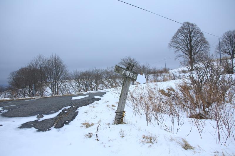 山の道路状況を見に行ってみた(高清水山の場合)_f0075075_14594703.jpg