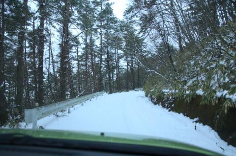 山の道路状況を見に行ってみた(高清水山の場合)_f0075075_15065558.jpg