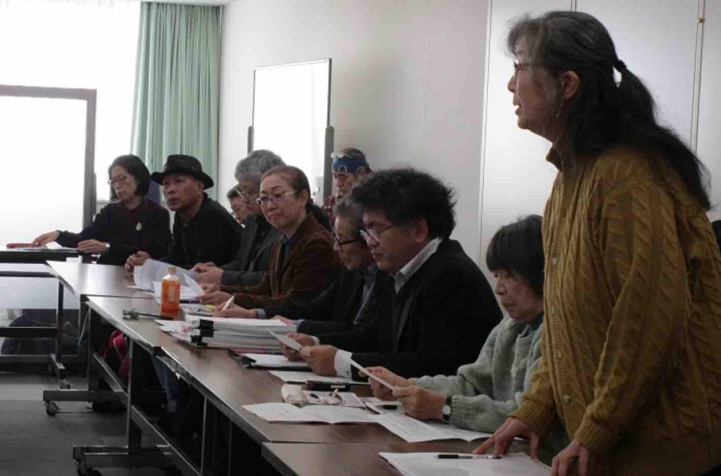 住宅追出し提訴中止・撤回で県交渉_e0068696_7495382.jpg