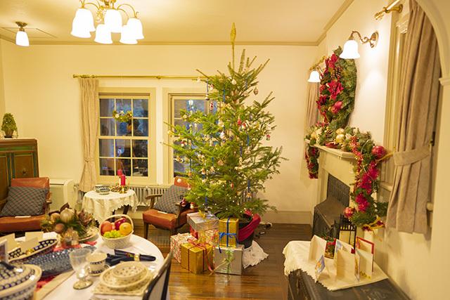 山手西洋館・世界のクリスマス2019 山手234番館 ベーリック・ホール_b0145398_23090266.jpg