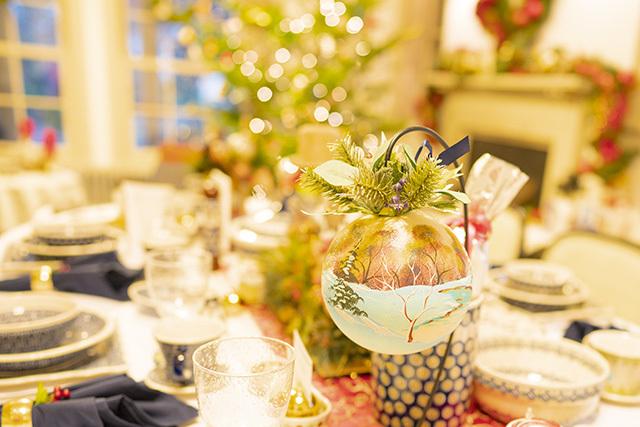 山手西洋館・世界のクリスマス2019 山手234番館 ベーリック・ホール_b0145398_23092037.jpg