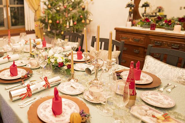 山手西洋館・世界のクリスマス2019 山手234番館 ベーリック・ホール_b0145398_23205099.jpg