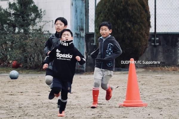 【ジュニアチーム】蹴り納め! December 26, 2019_c0365198_11544361.jpg