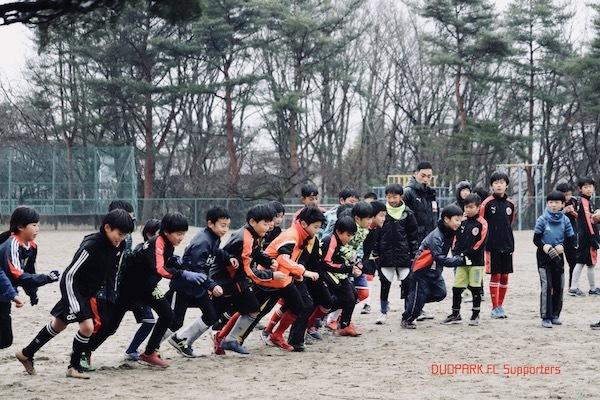 【ジュニアチーム】蹴り納め! December 26, 2019_c0365198_11544430.jpg