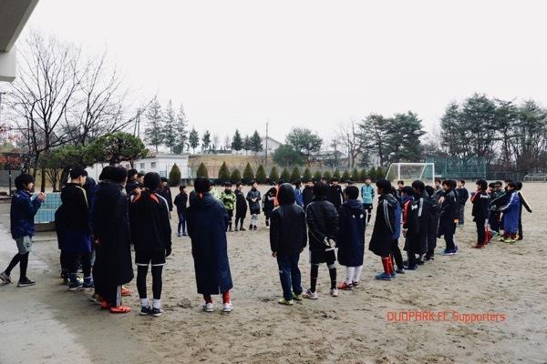 【ジュニアチーム】蹴り納め! December 26, 2019_c0365198_11551257.jpg