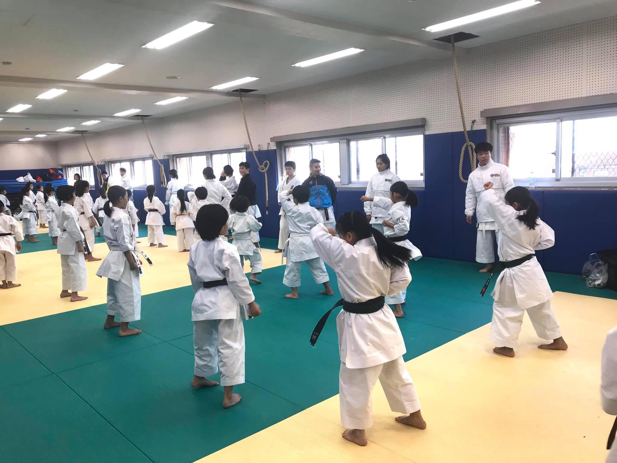 学芸練習会で令和元年を締めくくりました!!_e0238098_10590303.jpg