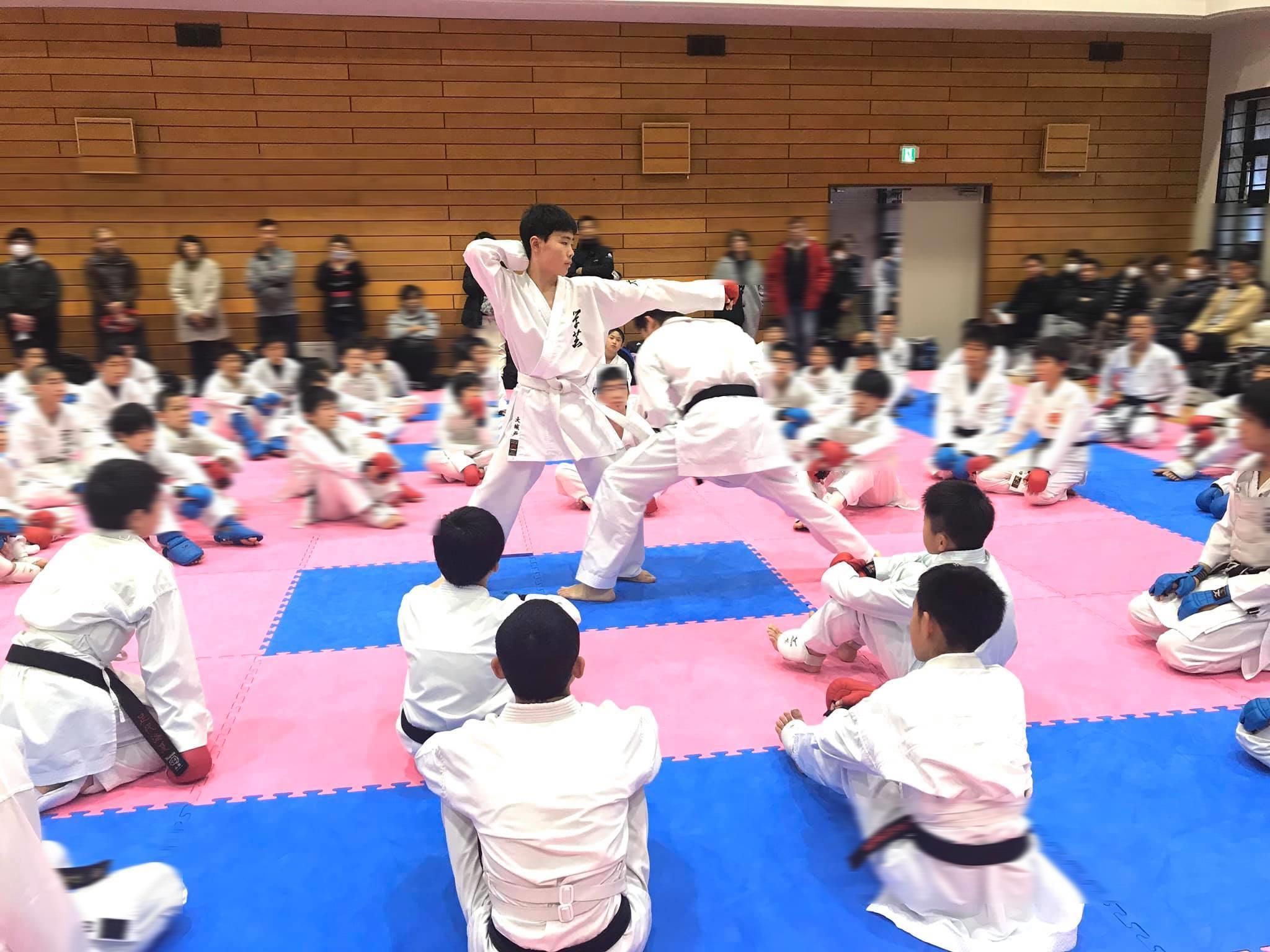 学芸練習会で令和元年を締めくくりました!!_e0238098_10591801.jpg