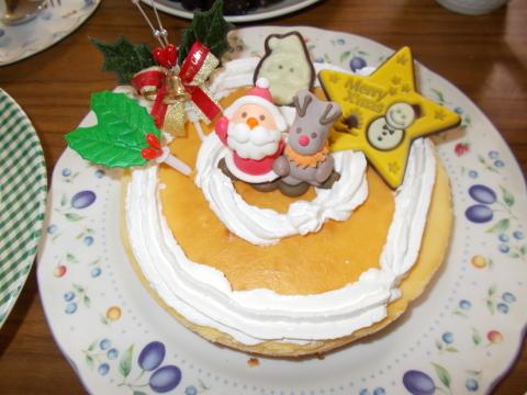 クリスマスデザート_a0116217_19363211.jpg