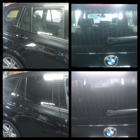 BMW X3 カーフィルム施工 ボディコーティング 大阪 貝塚_a0197623_21164611.jpg