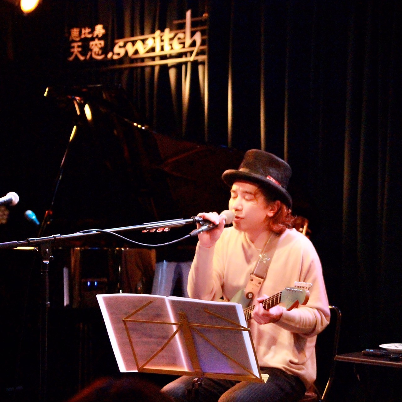 『mellow tones Vol.36』@恵比寿 天窓.switch_f0181924_21090081.jpg