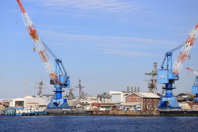 【YOKOSUKA 軍港めぐり - 1 - 】横須賀 part 3_f0348831_23105152.jpg