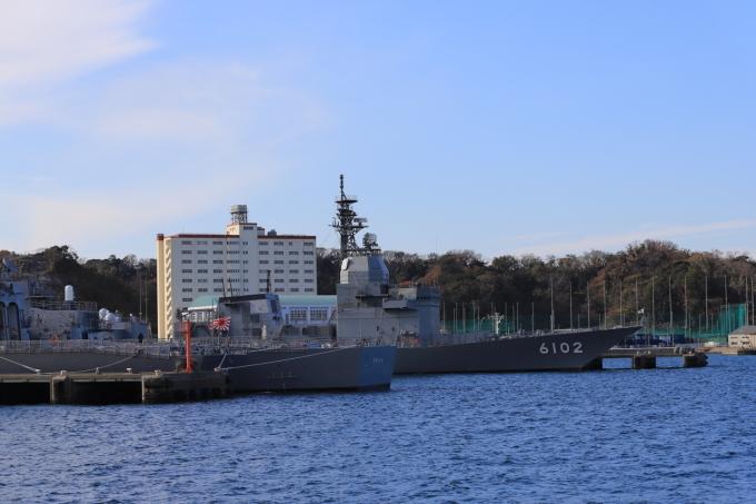 【YOKOSUKA 軍港めぐり - 1 - 】横須賀 part 3_f0348831_23105226.jpg