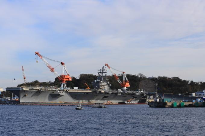 【YOKOSUKA 軍港めぐり - 1 - 】横須賀 part 3_f0348831_23110908.jpg