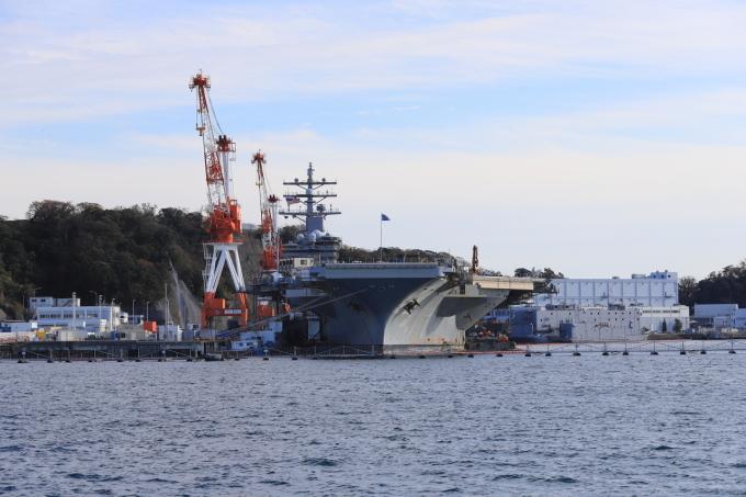 【YOKOSUKA 軍港めぐり - 1 - 】横須賀 part 3_f0348831_23111926.jpg