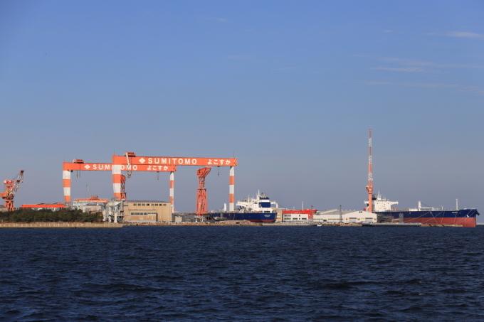 【YOKOSUKA 軍港めぐり - 1 - 】横須賀 part 3_f0348831_23112518.jpg