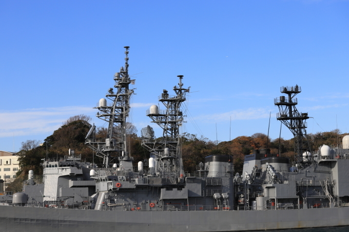 【YOKOSUKA 軍港めぐり - 2 - 】横須賀 part 4_f0348831_23115622.jpg