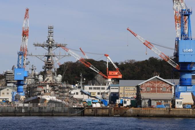 【YOKOSUKA 軍港めぐり - 1 - 】横須賀 part 3_f0348831_23212246.jpg