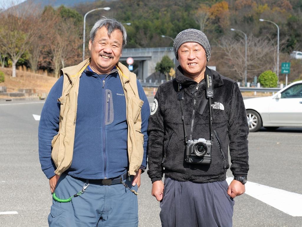 Go West  西国巡礼 撮影 Day5  12月15日 佐多岬~湖北 _f0050534_16434454.jpg