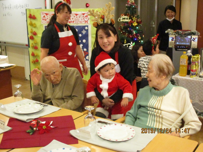 メル・グラン クリスマス会 感謝祭_b0131135_17455097.jpg