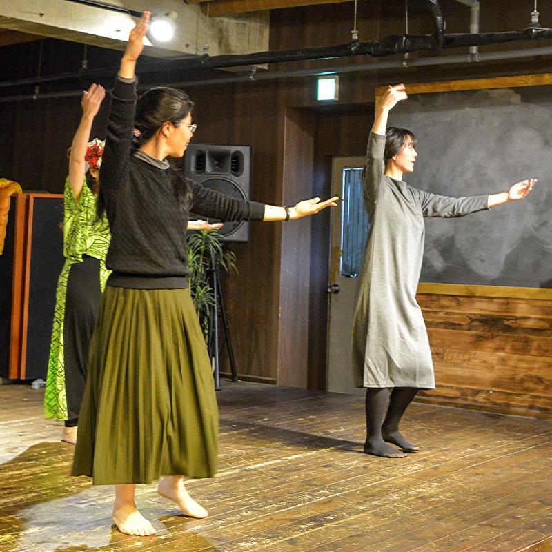 たっきーフラスタジオの踊る忘年会 2019 ⑨_d0246136_16501995.jpg