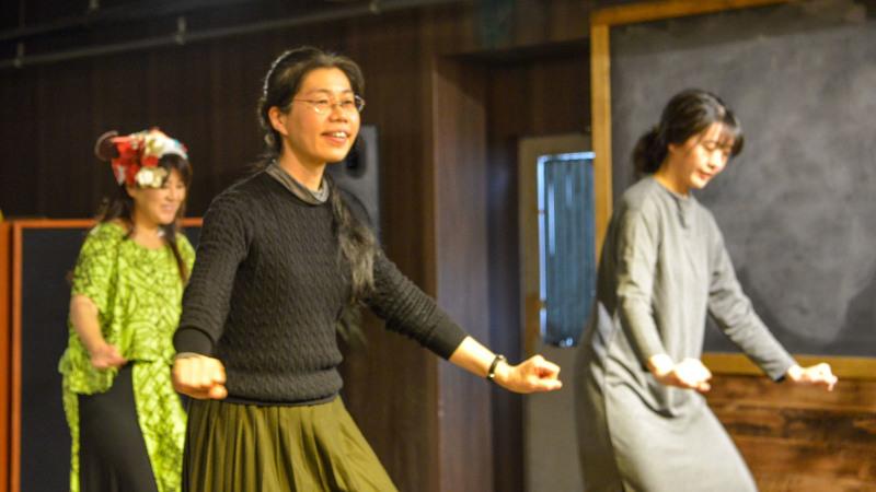 たっきーフラスタジオの踊る忘年会 2019 ⑨_d0246136_16502948.jpg