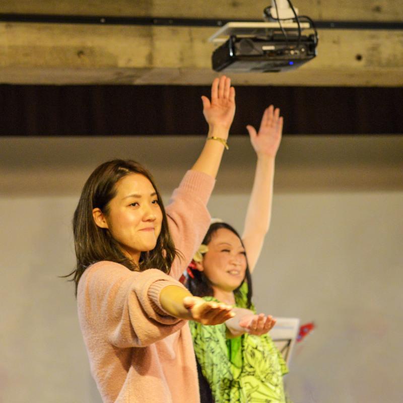 たっきーフラスタジオの踊る忘年会 2019 ⑨_d0246136_16511404.jpg