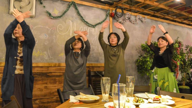 たっきーフラスタジオの踊る忘年会 2019 ⑪_d0246136_22044159.jpg