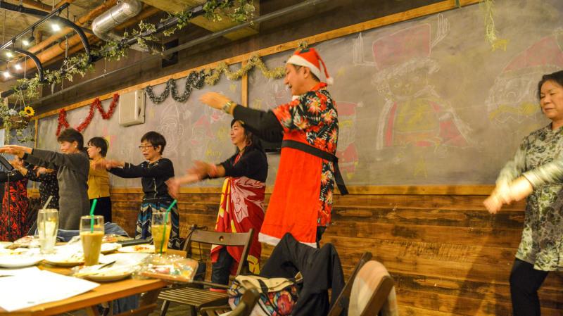 たっきーフラスタジオの踊る忘年会 2019 ⑪_d0246136_22045218.jpg