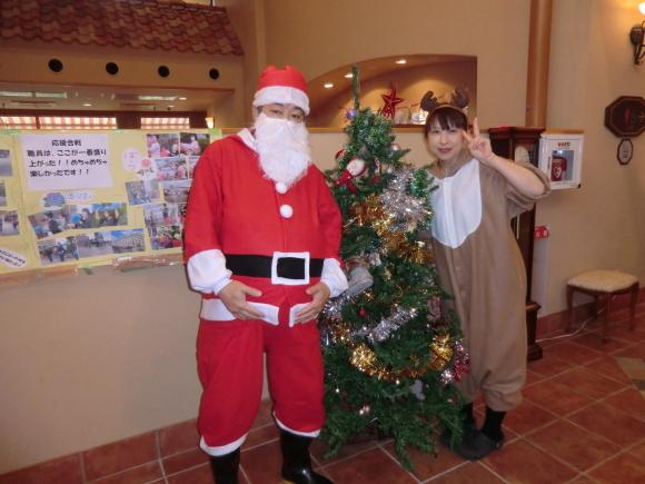 クリスマス会開催_e0163042_12570409.jpg