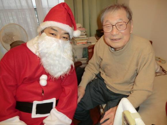 クリスマス会開催_e0163042_13025858.jpg