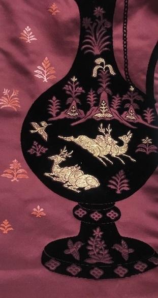 総絞りの着物のお客様(2)川島帯・皆さま良いお年を。_f0181251_18091466.jpg
