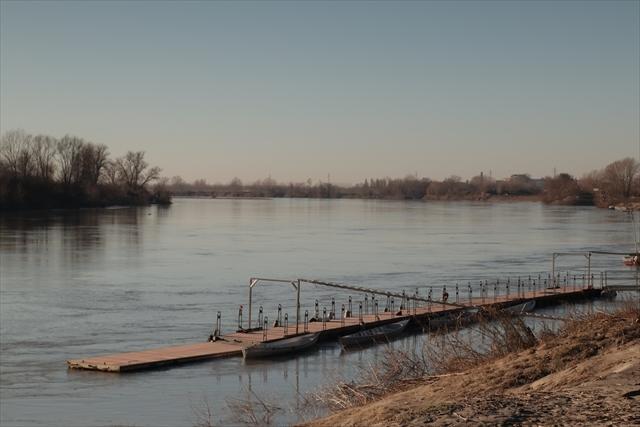 真冬のポー川の風景です_d0047461_14133203.jpg