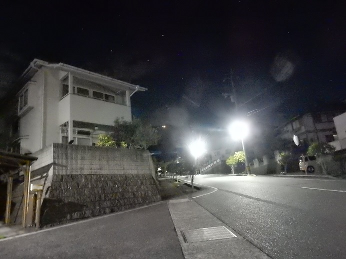 大晦日の野呂山は光っている_e0175370_22071891.jpg