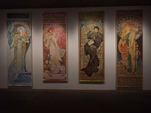 ぐるっとパスNo.12・13 神奈川歴博「縄文と弥生」展とそごう美「ミュシャ」展まで見たこと_f0211178_17241771.jpg