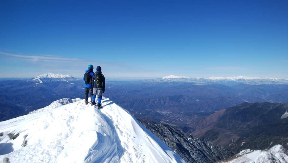 八ヶ岳リトリートハウスFlanのキセキ 木曽駒ケ岳雪上訓練_e0231387_13490046.jpg