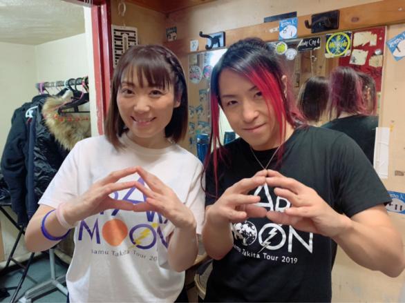 """RISING MOON TOUR 2019\""""Spark MOON\""""_f0143188_03230968.jpg"""
