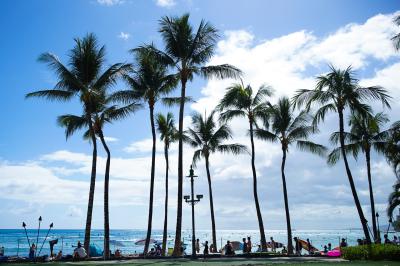 GuamからHawaiiへ_c0355489_20541425.jpg