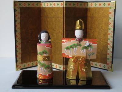 【公式】2020年奈良一刀彫 吉岡一泰雛人形展【立ち雛1】_e0256889_18590002.jpg