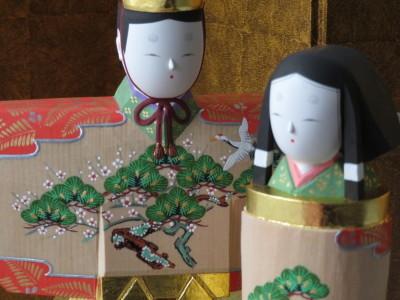 【公式】2020年奈良一刀彫 吉岡一泰雛人形展【立ち雛1】_e0256889_19183549.jpg