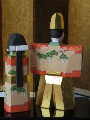 【公式】2020年奈良一刀彫 吉岡一泰雛人形展【立ち雛1】_e0256889_19223676.jpg